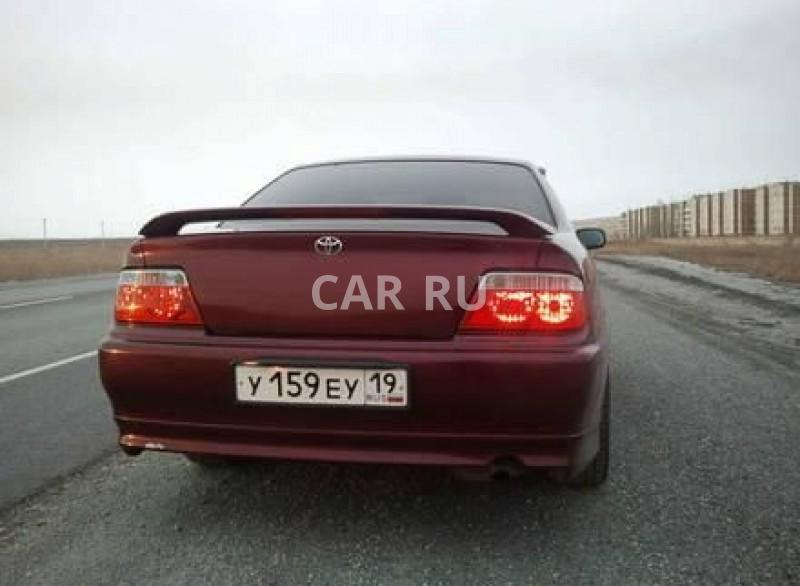 Toyota Chaser, Абакан