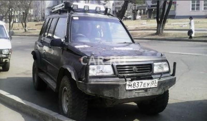 Suzuki Escudo, Ангарск