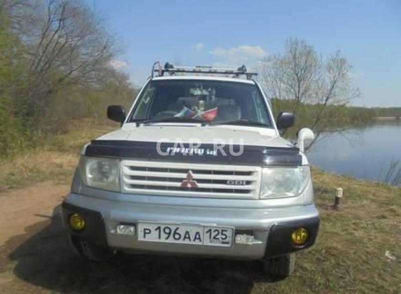 Mitsubishi Pajero Io, Архара