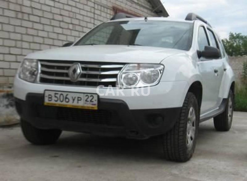 Renault Duster, Барнаул