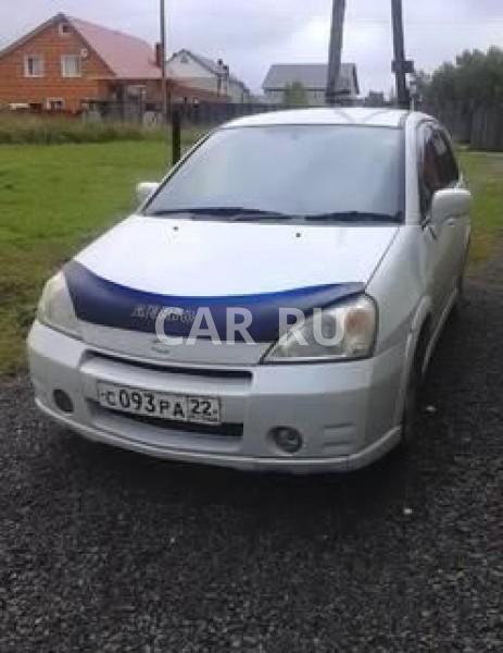 Suzuki Aerio, Барнаул