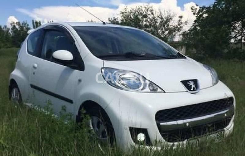 Peugeot 107, Армянск