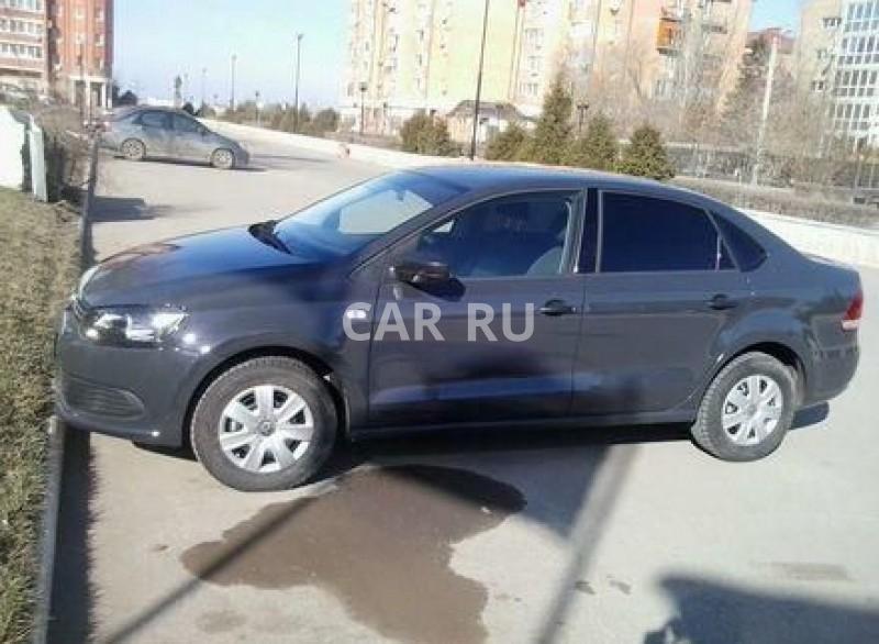 Volkswagen Polo, Астрахань