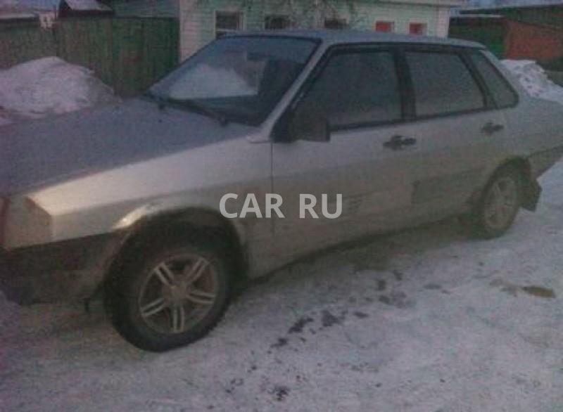 Лада 21099, Барабинск