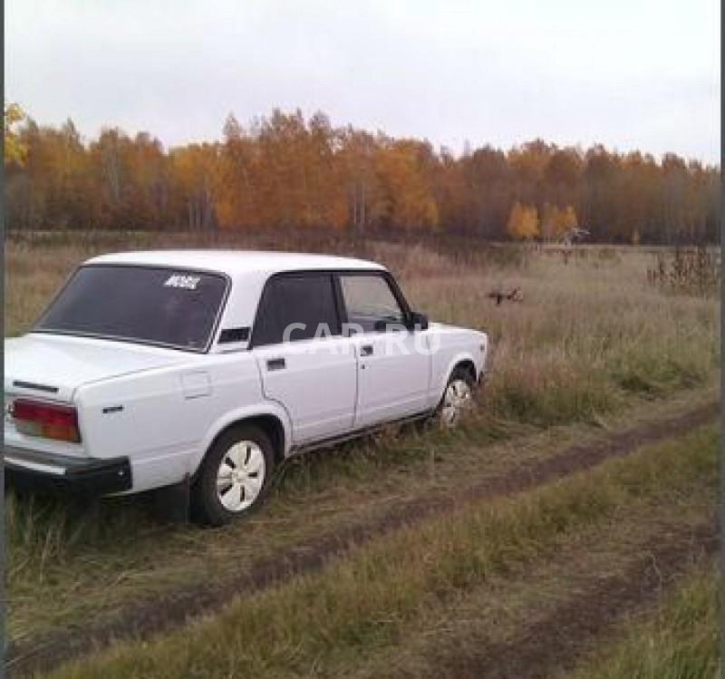 Lada 2107, Барабинск