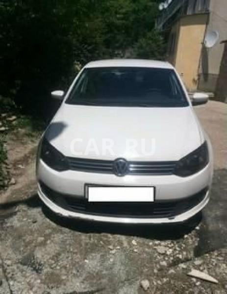 Volkswagen Polo, Алушта