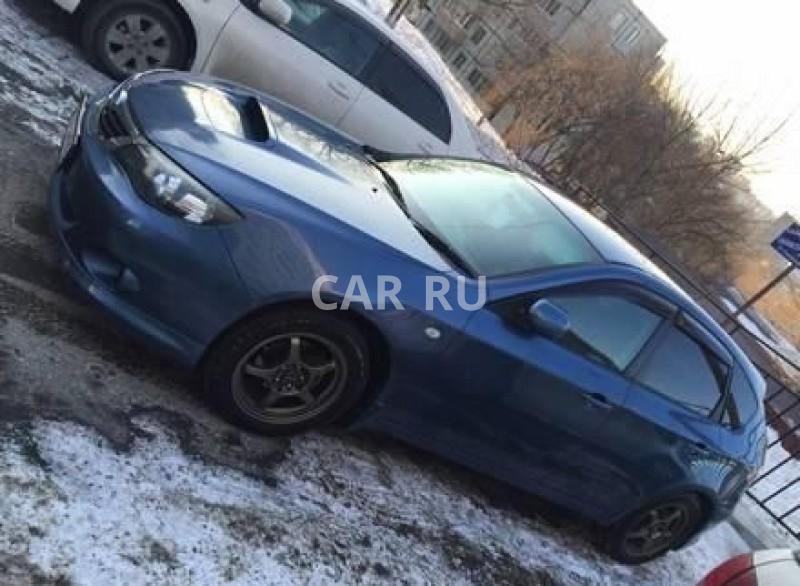 Subaru Impreza, Владивосток