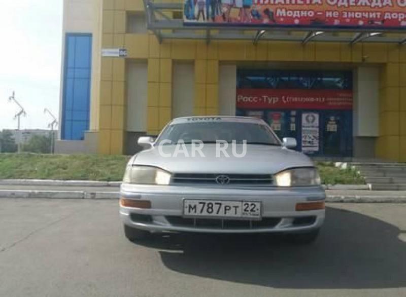 Toyota Scepter, Барнаул