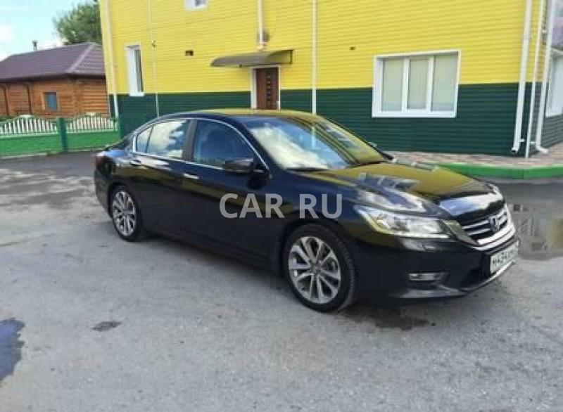 Honda Accord, Ачинск