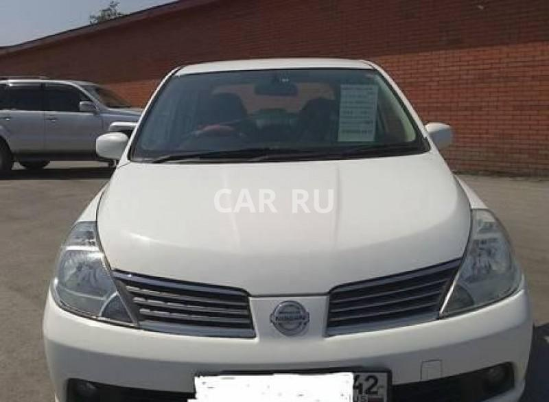 Nissan Tiida Latio, Белово