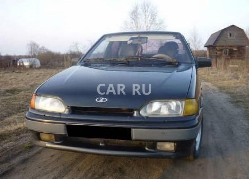 Lada 2115, Анжеро-Судженск
