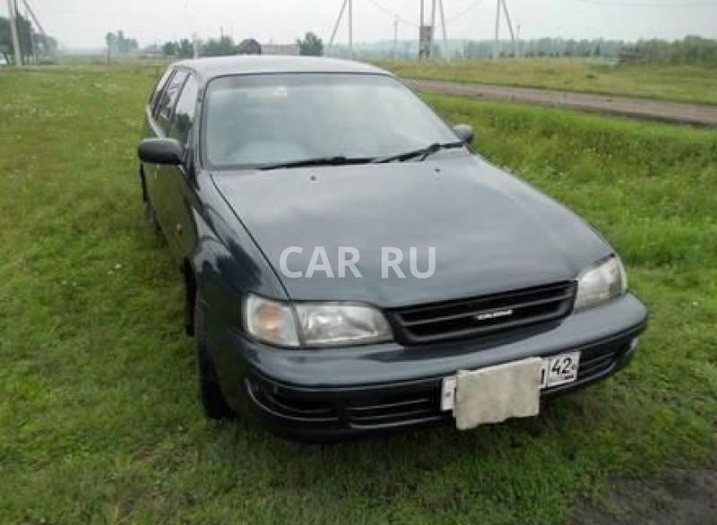 Toyota Caldina, Анжеро-Судженск