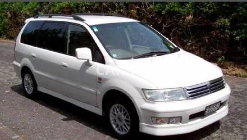 Mitsubishi Chariot Grandis, Абакан