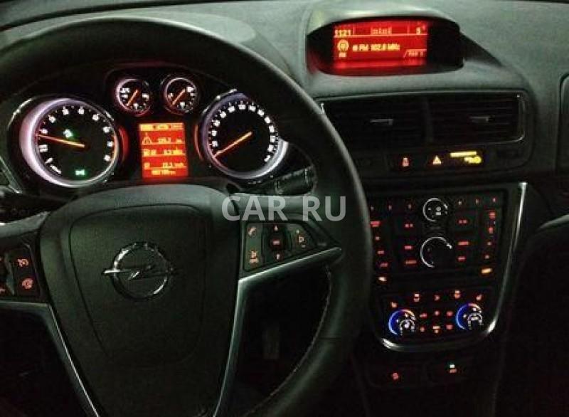 Opel Mokka, Архангельск