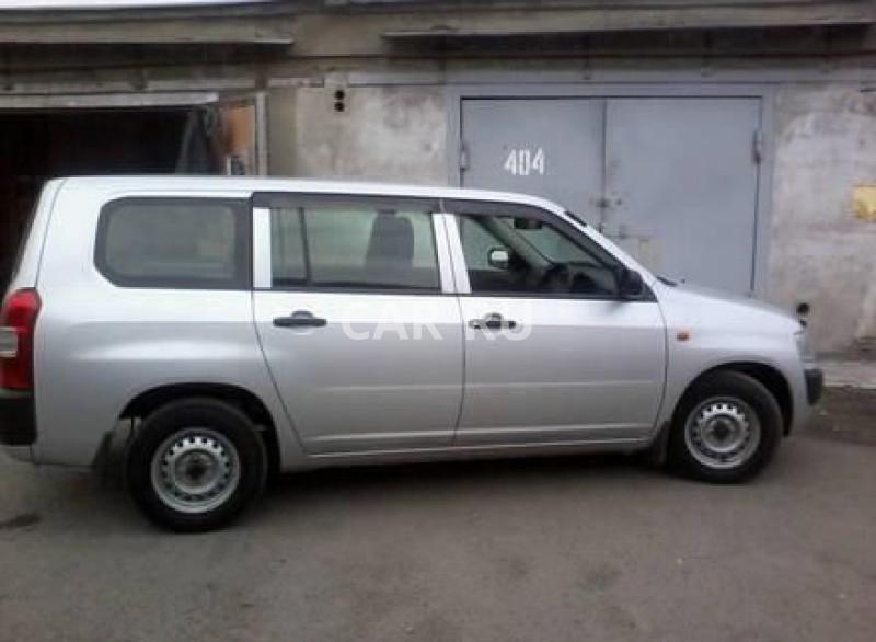 Toyota Probox, Ангарск