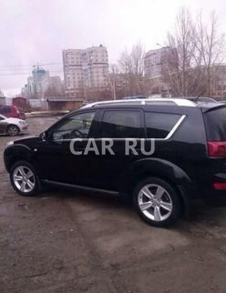 Peugeot 4007, Барнаул