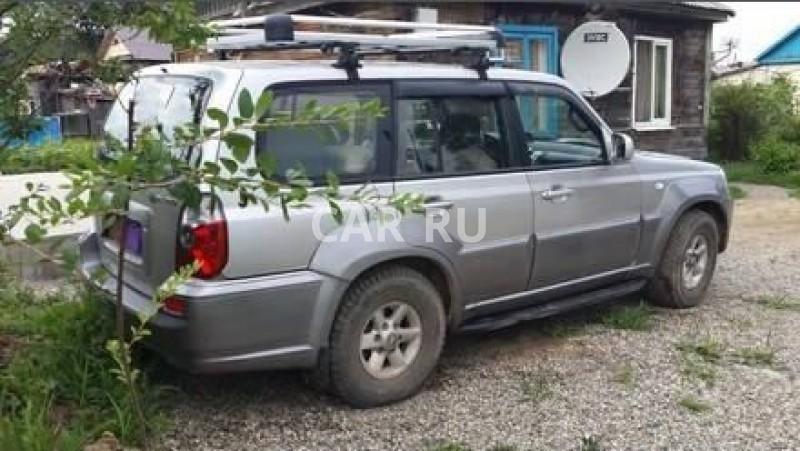 Hyundai Terracan, Артём