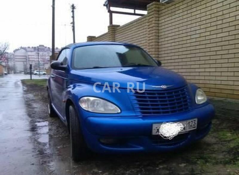 Chrysler PT Cruiser, Анапа