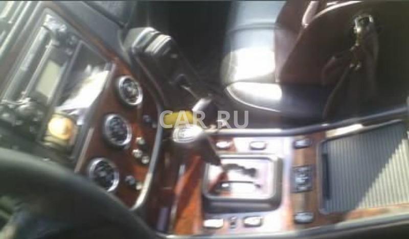 Mercedes M-Class, Ачинск