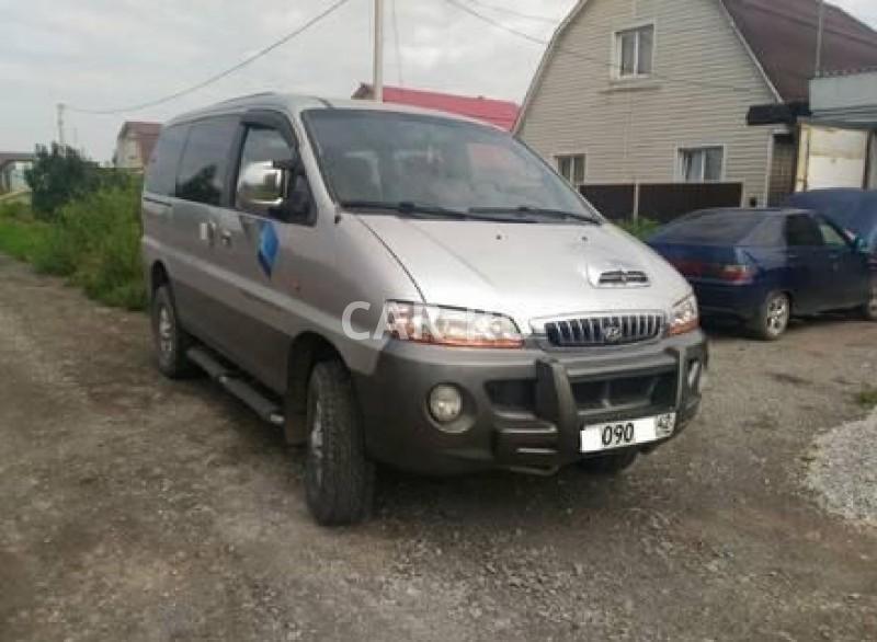 Hyundai Starex, Белово
