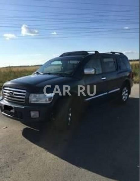 Infiniti QX56, Барнаул