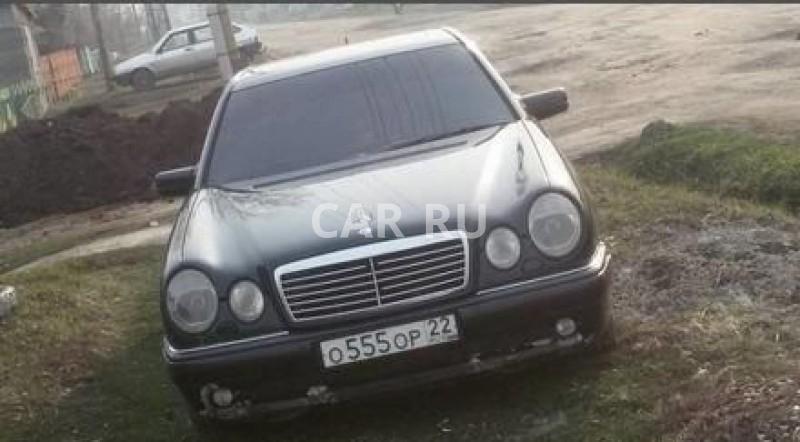 Mercedes E-Class, Алейск