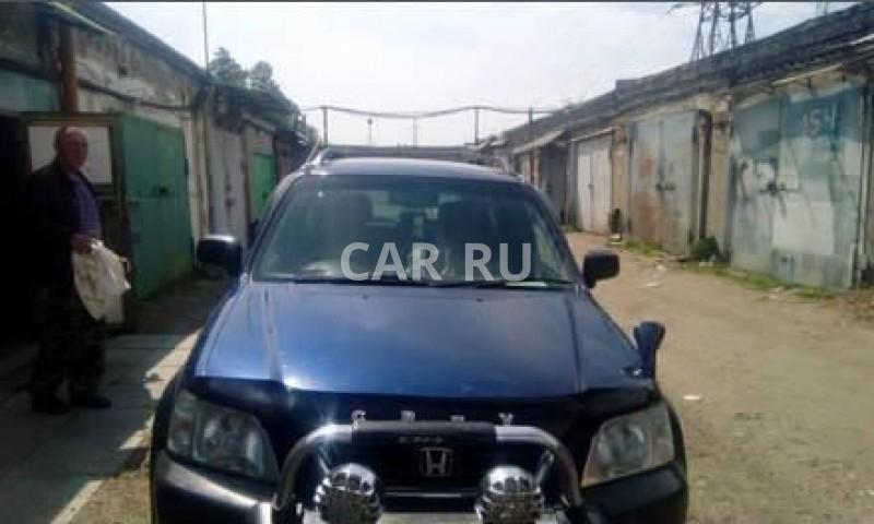 Honda CR-V, Ангарск