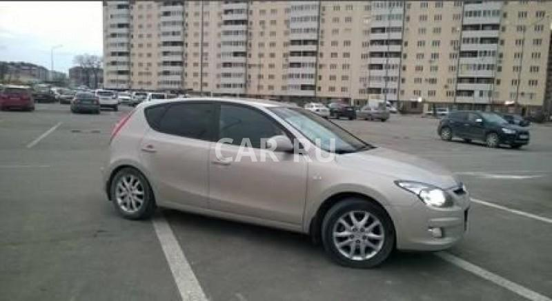 Hyundai i30, Анапа