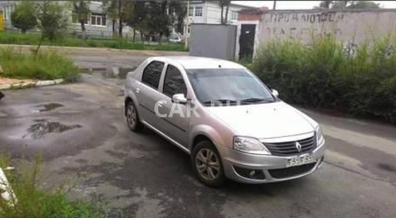 Renault Logan, Абакан