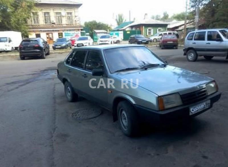 Lada 21099, Балашов