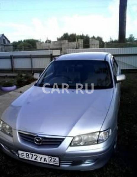 Mazda Capella, Алейск
