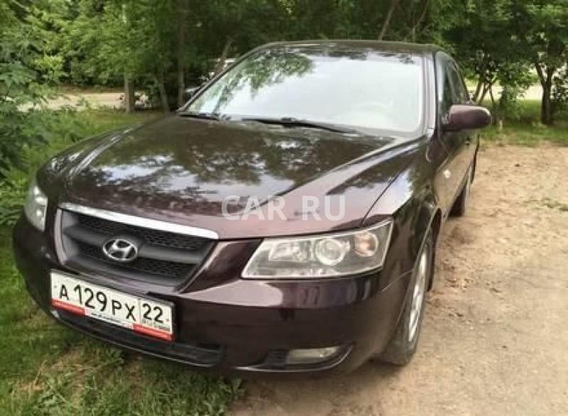 Hyundai NF, Барнаул