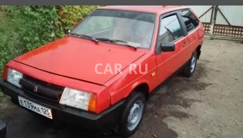 Lada 2109, Арсеньев