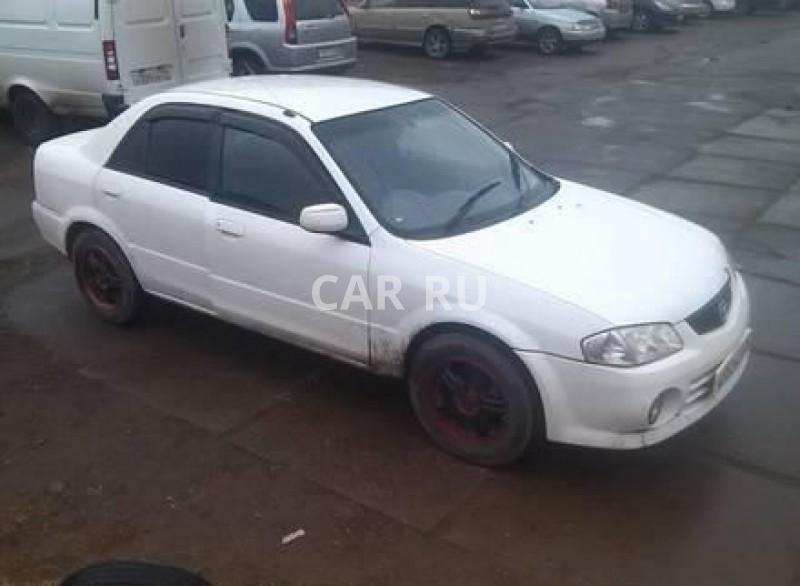 Mazda Familia, Ангарск