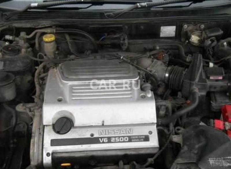 Nissan Cefiro, Аскиз