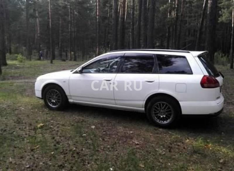 Nissan Wingroad, Барнаул