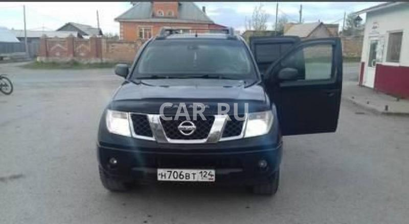 Nissan Navara, Ачинск