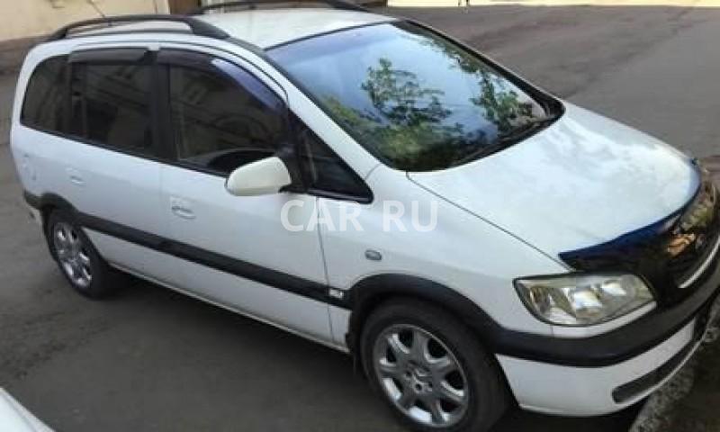 Subaru Traviq, Ангарск