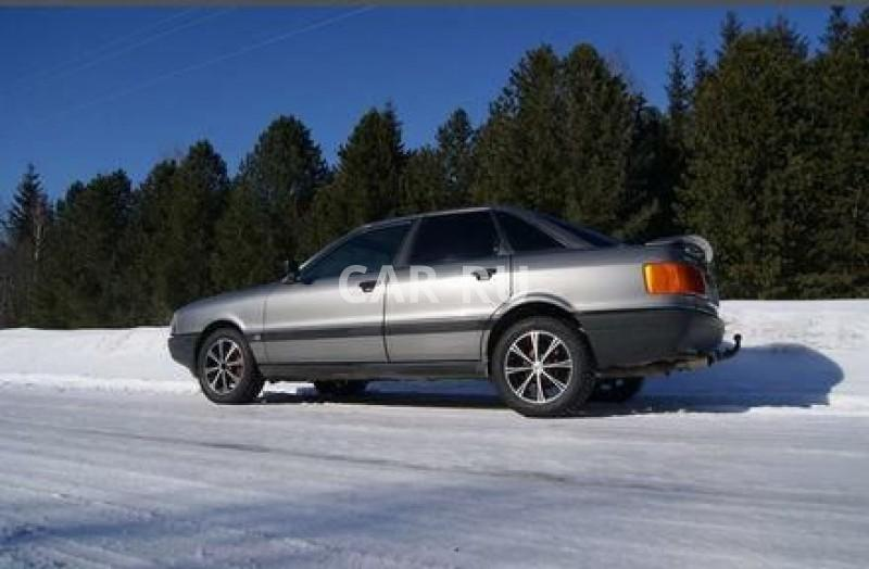 Audi 80, Анжеро-Судженск
