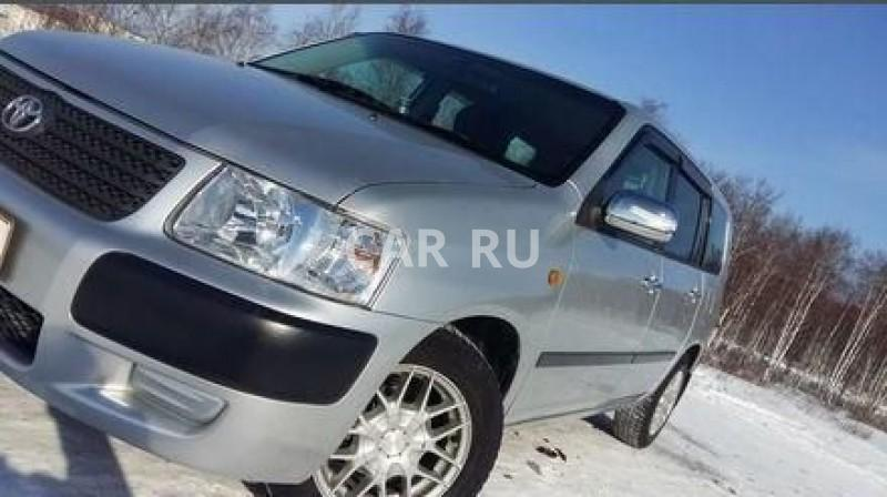 Toyota Succeed, Амурск