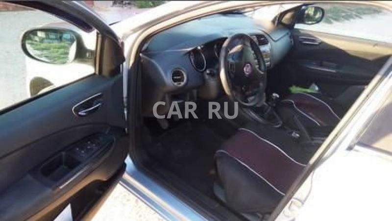 Fiat Bravo, Анапа