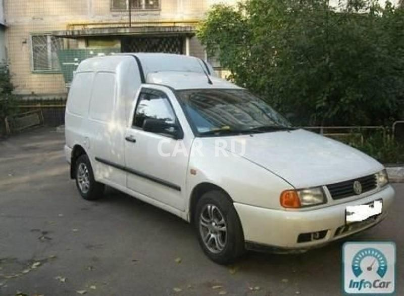 Volkswagen Caddy, Артём