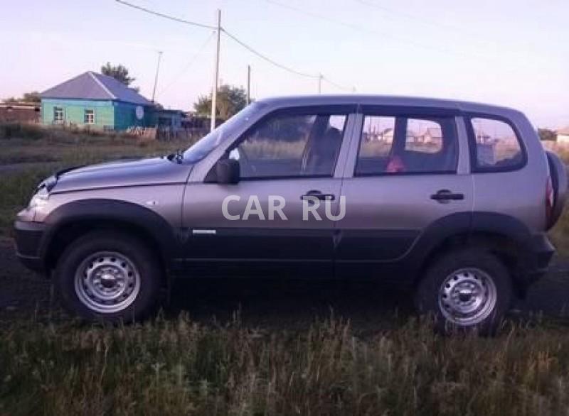 Chevrolet Niva, Алейск