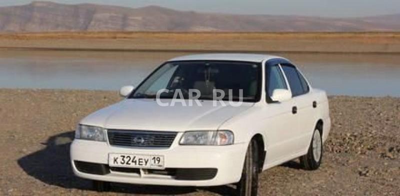 Nissan Sunny, Абакан