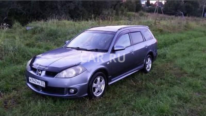 Nissan Wingroad, Александров