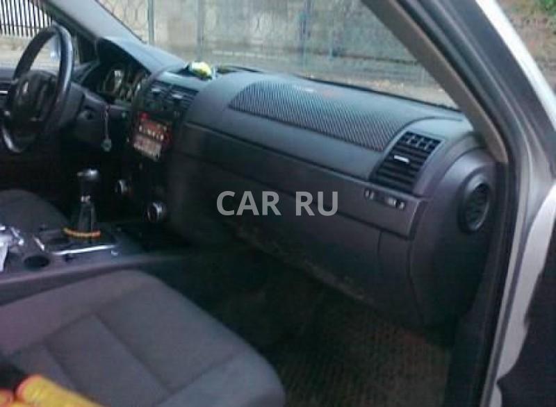 Volkswagen Touareg, Астрахань
