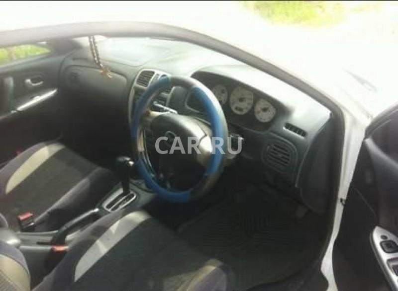 Mazda Familia S-Wagon, Артём