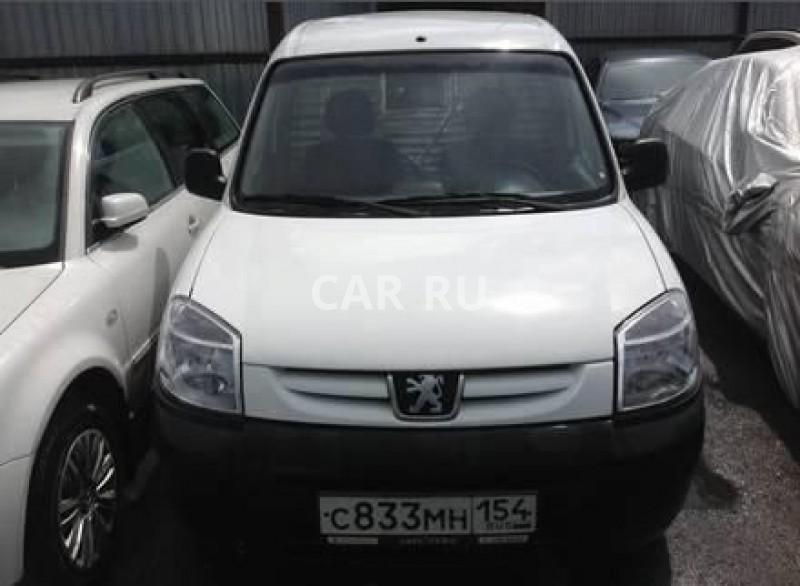 Peugeot Partner, Барнаул