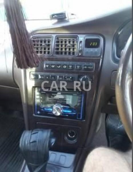 Toyota Chaser, Ачинск