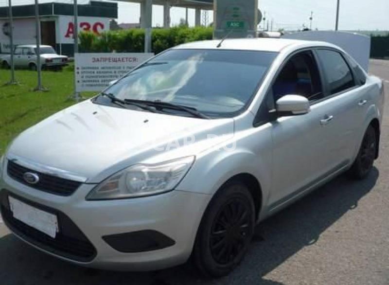 Ford Focus, Алзамай